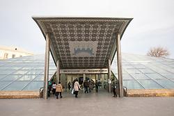 Icharishahar Metro Station