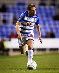Reading's Adrian Popa during the Carabao Cup, third round match at the Madejski Stadium, Reading.