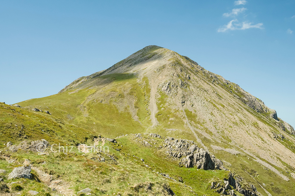 The steep zigzagging path up High Crag looks intimidating from Seat, but the ascent is quick