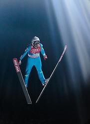 05.01.2016, Paul Ausserleitner Schanze, Bischofshofen, AUT, FIS Weltcup Ski Sprung, Vierschanzentournee, Qualifikation, im Bild Vincent Descombes Sevoie (FRA) // Vincent Descombes Sevoie of France during his Qualification Jump for the Four Hills Tournament of FIS Ski Jumping World Cup at the Paul Ausserleitner Schanze, Bischofshofen, Austria on 2016/01/05. EXPA Pictures © 2016, PhotoCredit: EXPA/ JFK