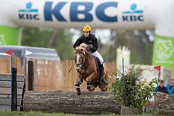 Van Den Broeck Milan, BEL, Nienke Meerbergen<br /> Nationaal Kampioenschap Eventing Minderhoud 2018<br /> © Hippo Foto - Dirk Caremans