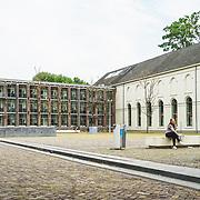 University library Utrecht, the Netherlands