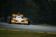 August 2011. Helio Castroneves, Indycar Honda Grand Prix of Ohio at Mid Ohio Sportscar Course in Lexington, OH.