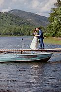 Lesley and Tim Wedding