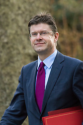 Downing Street, London, February 23rd 2016. Communities Secretary Greg Clark arrives at the weekly cabinet meeting.  ©Paul Davey<br /> FOR LICENCING CONTACT: Paul Davey +44 (0) 7966 016 296 paul@pauldaveycreative.co.uk
