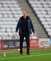 Football - 2020 / 2021 Sky Bet League One - Sunderland vs Milton Keynes Dons - Stadium of Light<br /> <br /> Sunderland manager Phil Parkinson  <br /> <br /> <br /> COLORSPORT/BRUCE WHITE