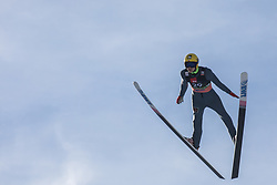 Evgeniy Klimov (RUS) during the 1st round of the Ski Flying Hill Individual Competition at Day 2 of FIS Ski Jumping World Cup Final 2019, on March 22, 2019 in Planica, Slovenia. Photo Peter Podobnik / Sportida