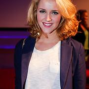 NLD/Hilversum/20130318 - Pesentatie cast RTL serie Malaika, Liza Sips