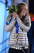 Snowboard Slopestyle, Womens - Medal Ceremony