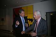 John Howland-Jackson and David Benson. Corporate Culture, A History of ?Corporate Art Culture. the Fleming Collection. Berkeley St. London W1J 8DU. 21 June 2005. ONE TIME USE ONLY - DO NOT ARCHIVE  © Copyright Photograph by Dafydd Jones 66 Stockwell Park Rd. London SW9 0DA Tel 020 7733 0108 www.dafjones.com