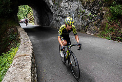 Jhoan Esteban Chaves Rubio (COL) of Mitchelton - Scott at climb to Predmeja during 4th Stage of 26th Tour of Slovenia 2019 cycling race between Nova Gorica and Ajdovscina (153,9 km), on June 22, 2019 in Slovenia. Photo by Vid Ponikvar / Sportida