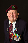 """Mcc0061181 . Daily Telegraph<br /> <br /> Telegraph Magazine<br /> <br /> D Day Veterans<br /> <br /> Raymond """"Tich"""" Rayner, who served as a platoon sergeant with glider-borne D Company the Oxfordshire and Buckinghamshire Light Infantry Battalion, 6th Airborne Division on D-Day . <br /> Raymond """"Tich"""" Rayner, who served as a platoon sergeant with glider-borne D Company the Oxfordshire and Buckinghamshire Light Infantry Battalion, 6th Airborne Division on D-Day . Their mission was to spearhead the invasion force by flying in to Normandy in 6 Horsa gliders to capture the Caen Canal and River Orne bridges.<br /> Tich was also among the hundreds of thousands of men evacuated at Dunkirk in 1940 .<br /> <br /> <br /> 23 March 2015"""