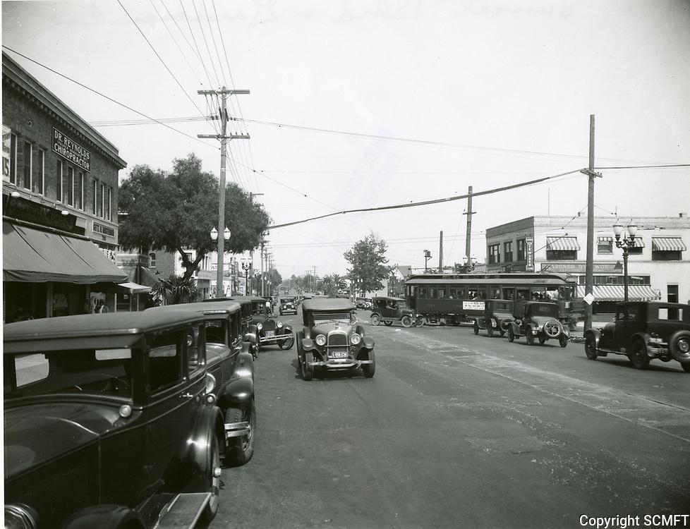 1927 Sunset Blvd. & Gardner St.