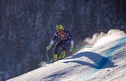 22.01.2019, Streif, Kitzbühel, AUT, FIS Weltcup Ski Alpin, Abfahrt, Herren, 1. Training, im Bild Marko Vukicevic (SRB) // Marko Vukicevic of Serbia during the 1st Training of mens downhill of FIS Ski Alpine Worldcup at the Streif in Kitzbühel, Austria on 2019/01/22. EXPA Pictures © 2019, PhotoCredit: EXPA/ Johann Groder