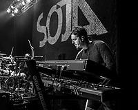 SOJA at The Electric Factory, Philadelphia, PA, Feb. 2015 (photo: John Shore)