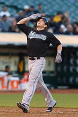 20110629 - Florida Marlins at Oakland Athletics (MLB Baseball)