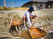 22 FEBRUARY 2017 - BAN LAEM, PETCHABURI, THAILAND:     PHOTO BY JACK KURTZ