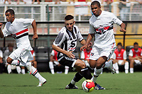 20100125: SAO PAULO, BRAZIL - Sao Paulo FC vs Santos - Sao Paulo Youth Cup 2010 Final. Sao Paulo FC won on the penalty shootout. In picture: Ronieli (Sao Paulo, R). PHOTO: CITYFILES