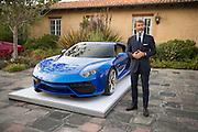 August 14-16, 2012 - Lamborghini North American Club Dinner : CEO Stephan Winkelmann and the Lamborghini Asterion