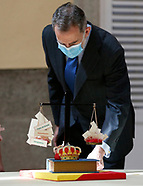 061721 King Felipe VI attends 39th edition of the school contest 'What is a King for you?'