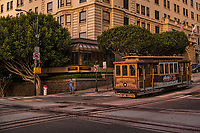 California Street Cable Car @ Powell Street