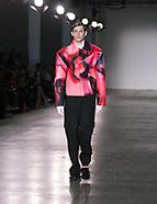 Pronounce, Catwalk show at London Fashion Week Men's