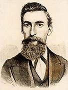 Robert Applegarth (1834-1924) prominent English trade union leader.
