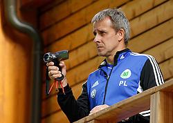 19.07.2011, Bad Kleinkirchheim, AUT, Fussball Trainingscamp VFL Wolfsburg, im Bild Co-Trainer Pierre Littbarski, EXPA Pictures © 2011, PhotoCredit: EXPA/Oskar Hoeher