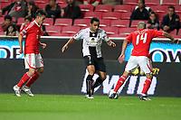 20111029: LISBON, PORTUGAL - SL Benfica vs Olhanense: Portuguese League 2011/2012. <br /> In photo: Olhanense's midfielder Ismaily.<br /> PHOTO: Carlos Rodrigues/CITYFILES
