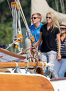 Dutch Royal Family attends Sail Amsterdam, 22 and 23 august 2015