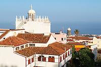 Espagne. Iles Canaries. Tenerife. La Orotava. // Spain. Canary islands. Tenerife. La Orotava.