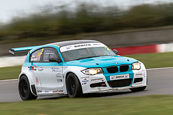 Rick Kerry pictured while competing in the BMW Car Club Racing Championship. Picture taken at Snetterton on October 18, 2020 by 750 Motor Club photographer Jonathan Elsey