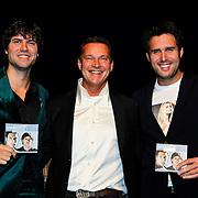 """NLD/Volendam/20100930 - CD presentatie Nick & Simon """"Fier"""""""