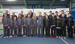 Presentation of Slovenian young national team, on January 20, 2018 in Kranj, Kranj, Slovenia. Photo by Ziga Zupan / Sportida