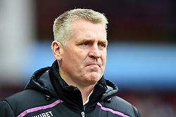 March 16, 2019 - Birmingham, England, United Kingdom - Aston Villa Manager Dean Smith during the Sky Bet Championship match between Aston Villa and Middlesbrough at Villa Park, Birmingham on Saturday 16th March 2019. (Credit Image: © Mi News/NurPhoto via ZUMA Press)