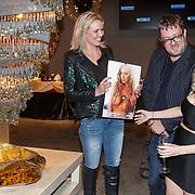 NLD/Amsterdam/20151130 - Presentatie Zimra Geurts kalender, Myrthe Mylius, Jan Heemskerk en Zimra Geurts