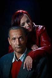 Eduardo Rodrigues e sua esposa Regina perderam o filho morto em assalto na cidade de Sapucaia, no Rio Grande do Sul. FOTO: Jefferson Bernardes/Preview.com