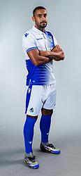 Stefan Payne of Bristol Rovers - Ryan Hiscott/JMP - 22/08/2018 - FOOTBALL - Memorial Stadium - Bristol, England - Bristol Rovers Team Media Day