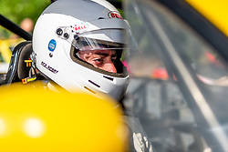 Adam Craig pictured while competing in the BRSCC Mazda MX-5 Championship. Picture taken at Cadwell Park on August 1 & 2, 2020 by BRSCC photographer Jonathan Elsey