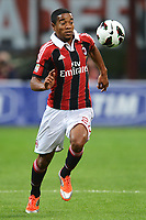 "Urby Emanuelson Milan<br /> Milano 15/9/2012 Stadio ""Giuseppe Meazza San Siro""<br /> Football Calcio Serie A 2012/2013<br /> Milan Vs Atalanta<br /> Foto Andrea Staccioli Insidefoto"
