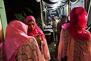 Wedding in Sidoarjo, Indonesia. East Java.
