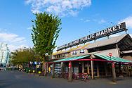 Granville Island Market, Vancouver, British Columbia