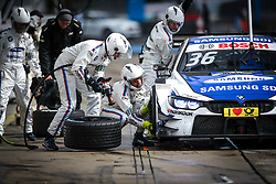 September 9, 2017 - NŸRburgring, Germany - Motorsports: DTM race Nuerburgring, Saison 2017 - 7. Event Nuerburgring, GER, # 36 Maxime Martin (BEL, BMW Team RBM, BMW M4 DTM) (Credit Image: © Hoch Zwei via ZUMA Wire)