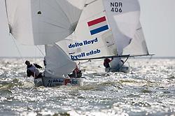 08_002630 © Sander van der Borch. Medemblik - The Netherlands,  May 24th 2008 . Day 4 of the Delta Lloyd Regatta 2008.