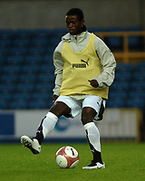 Photo: Tony Oudot.<br /> Ghana v Senegal. International Friendly. 21/08/2007.<br /> Anthony Annan of Ghana warms up before the game