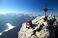 Trekking Hut to Hut, Berchtesgadener Land, Germany