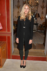 BELLA DICKIE at a party at Guinevere 574-580 ing's Road, London on 7th October 2014.