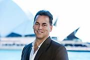 Corporate portraits of CEO, Sydney, Australia.