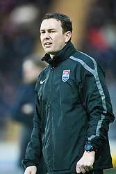 Ross County's manager Derek Adams..Falkirk 1 v 1 Ross County, 26/12/2011..Pic © Michael Schofield..