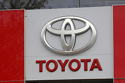 November 2, 2018.Toyota recalls over 1 million vehicles worldwide to fix airbag problem.Toyota car dealer in Freiburg, Germany  / November 2, 2018 (Credit Image: © Antonio Pisacreta/Ropi via ZUMA Press)